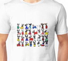 Scottie Dogs 'Scottie Soccer' Unisex T-Shirt
