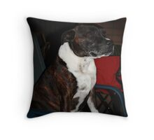 One of the family Throw Pillow