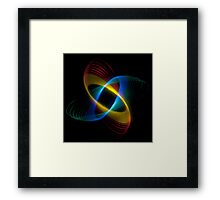 Let There Be Light 5 Framed Print