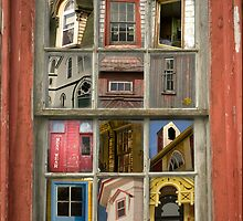 PEI windows by Elisabeth van Eyken
