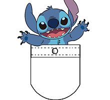 Stitch in your pocket by aseventhhorcrux