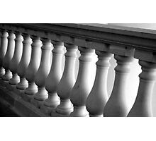 Bannister  ^ Photographic Print