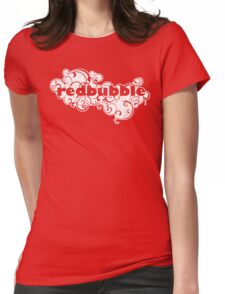 redbubble Womens Fitted T-Shirt