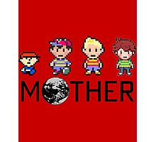 Mother Gang Photographic Print