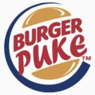 Burger Puke by red addiction