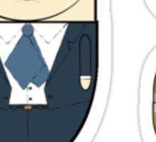 LitPills - Jack London (Classics Series) Sticker