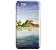 Midafternoon Lake iPhone Case/Skin