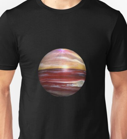 'Storm over Red Sea' Unisex T-Shirt