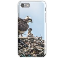 Waiting For Dad To Bring Lunch iPhone Case/Skin