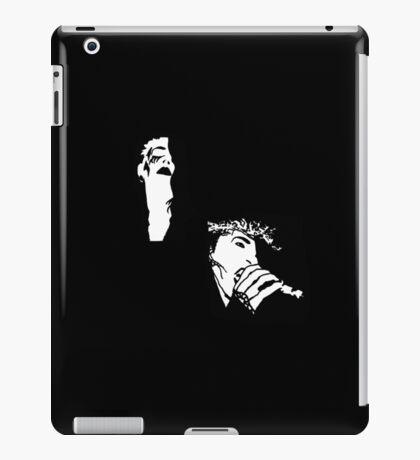 Rozz Williams iPad Case/Skin