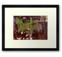 Windmill,2014 Framed Print
