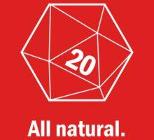 Natural 20 Kids Clothes