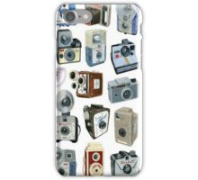 vintage cameras phone case iPhone Case/Skin