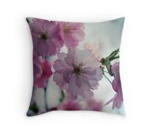 This is why I love spring Throw Pillow