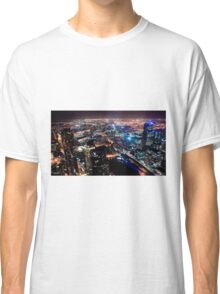 Melbourne night Classic T-Shirt