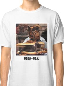 Alf Meow Classic T-Shirt