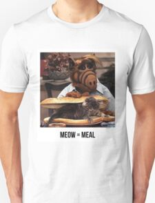 Alf Meow Unisex T-Shirt