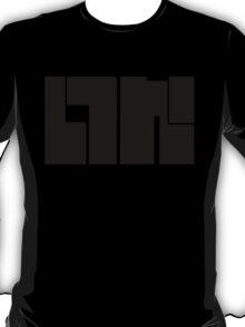 Splatoon T-Shirt (Black Writing) T-Shirt