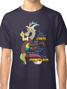 Add A Little Chaos Classic T-Shirt