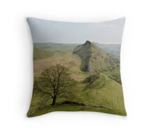 Parkhouse Hill: The Peak District Throw Pillow