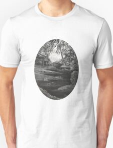 'Where Waters Meet'- Original Design. T-Shirt