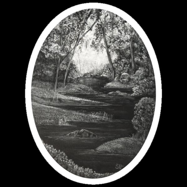 'Where Waters Meet'- Original Design. by Susie Hawkins