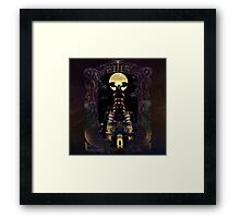 Magus Castle Framed Print
