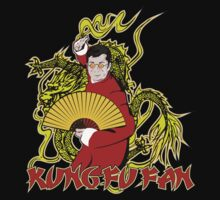 Kung Fu Fan by FredzArt
