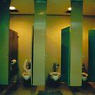 Empire Restroom by John Schneider