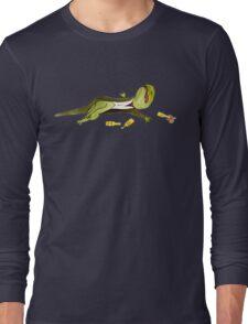 Mute Newt Long Sleeve T-Shirt