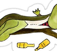 Mute Newt Sticker