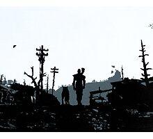 The Lone Wanderer by jezebel-x