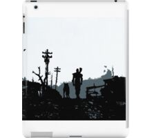 The Lone Wanderer iPad Case/Skin