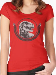 Reigning Champion  Women's Fitted Scoop T-Shirt