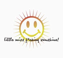 little miss fucking sunshine! by red addiction