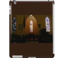 Stained Glass, St Pauls  iPad Case/Skin