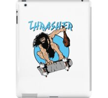 Thrasher // Caveman  iPad Case/Skin