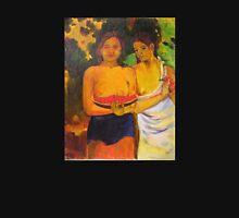Gauguin's, Two Tahitian Women Unisex T-Shirt