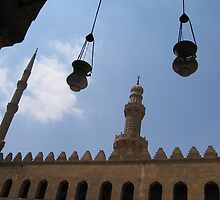 Citadel, Cairo by emgracelife