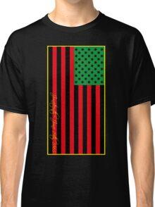 US Flag Juneteenth Classic T-Shirt