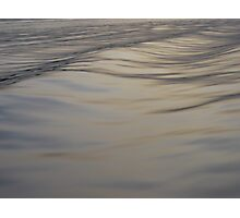Ripples on the Nile Photographic Print