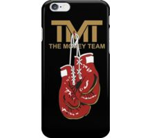 Floyd mayweather - TMT t shirt, iphone case & more iPhone Case/Skin