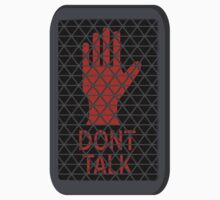 Don't Talk, Listen. by StudioTees
