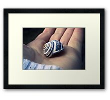 F-Stop. Blues... Framed Print