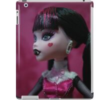 Signature - Draculaura iPad Case/Skin