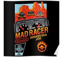 MAD RACER Poster