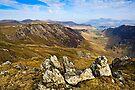 Skiddaw from Dale Head - Keswick, Cumbria by David Lewins