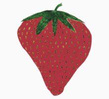 Very Strawberry Kids Tee