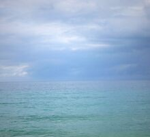 Vertical Ocean, Rincon Puerto Rico by Caitlin Connors