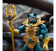 Masters of the Universe Classics - Mer-Man Photographic Print